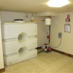 Pump and Tank Fire Protection System - 400 Gallon