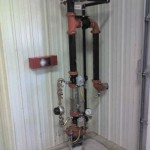 Underground Supplied Fire Protection System